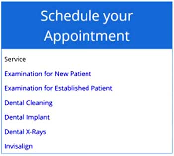 Scheduling Menu for Dentists.jpg